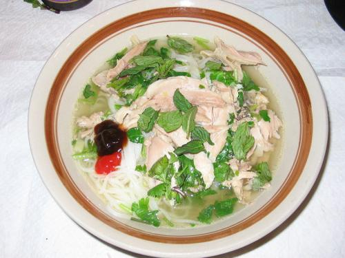 Vietnamese Food: Pho Bo A Traditional Pho Recipe 